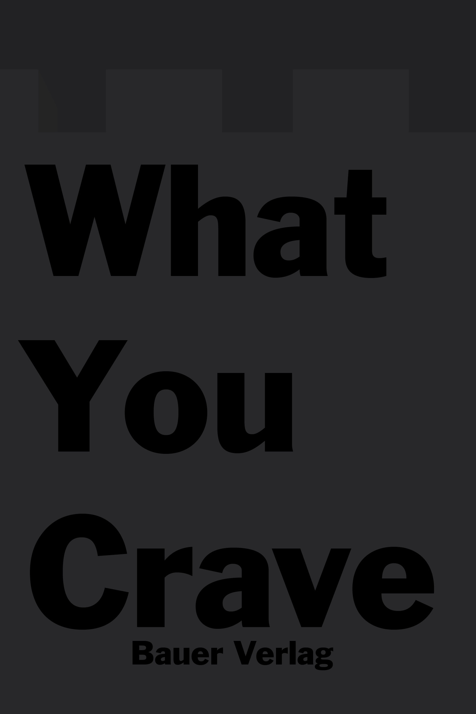0011 What You Crave